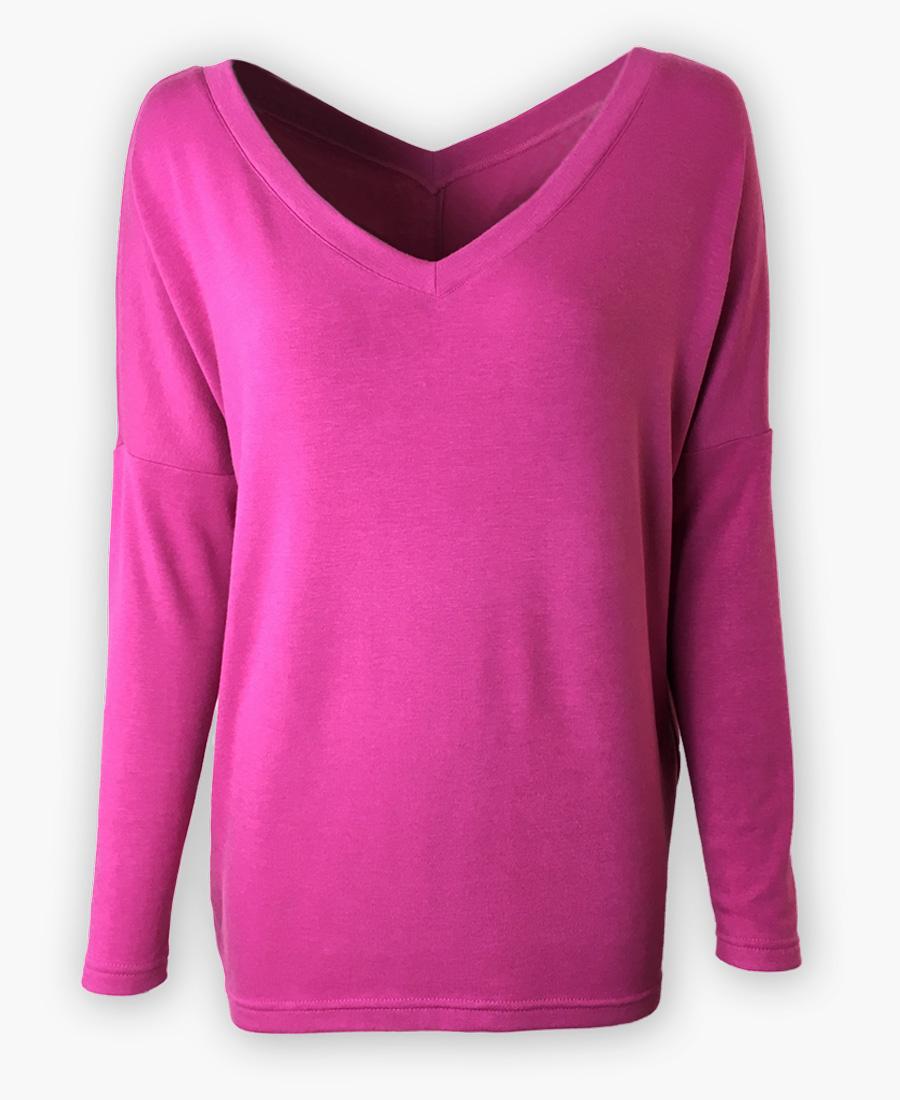 Padma-01: Basic Pullover - Schnittmuster + Nähanleitung ...
